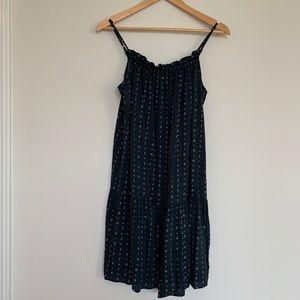 HM Black Mini Dress